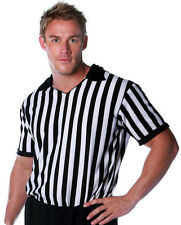 SPORTS REFEREE SHIRT Official Ref Adult Halloween Costume One Size 29013