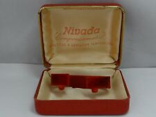 Nivada Watch Box Vintage 1960's