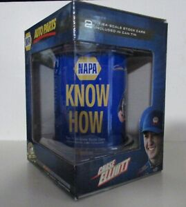 Chase Elliott 2014 Napa Know How oil filter can with 2 1/64 MIB never displayed