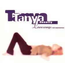 TANYA DONELLY LOVESONGS FOR UNDERDOGS CD Album MINT/MINT/MINT
