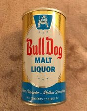Bull Dog Malt Liquor Beer Can By Maier Brewing Company 00006000  Ss To