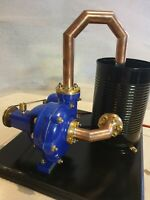 live steam accessorie, model engineering, model pump, kit unmachined
