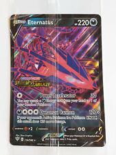 Eternatus V 116/189 OVERSIZE JUMBO Promo Holo Pokemon card STAMP