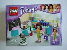 3933 Olivia LEGO friends Workshop NEUF LEGO atelier scientifique NEUF SEALED