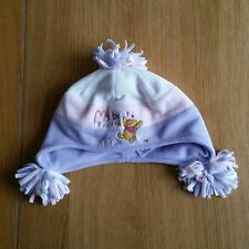 Genuine Disney Branded Winnie The Pooh Winter Hat (12 - 24 months)