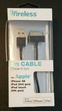 Just Wireless 5 ft Cable Charge & Sync for Apple iPhone 4S, iPad & iPod 4th Gen