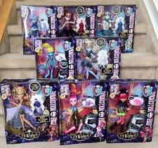 8 Monster High 13 Wishes Doll~Gigi Grant~Howleen Wolf~Clawdeen Wolf~Twyla+4 More
