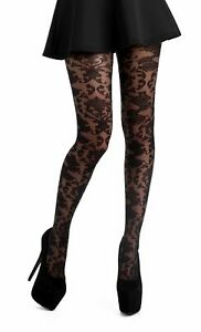 Ladies/Women New Flower Pattern Lace Tights