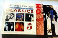 Original Album Classics [Box Set]  by Daryl Hall & John Oates 5x CD H2O Private