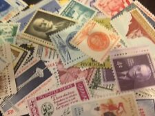 51 MNH VINTAGE  All Different 4 cent stamps--SINGLES