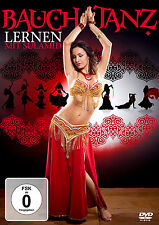 DVD Bauchtanz Lernen Mit Sulamid