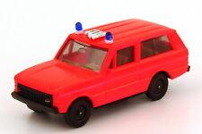 1:87 Range Rover Carro De Bomberos Rojo Brillante Daylight- Herpa 4063