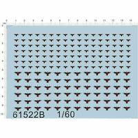 For Warhammer 40K Blood Ravens Badge Model 1:60 Water Slide Decal Stickers Kit
