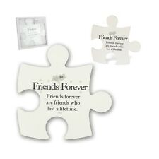 Said With Sentiment 7514 Jigsaw Wall Art Friends Forever