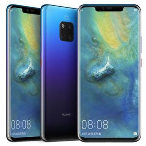 "6.39"" Huawei Mate 20 Pro Kirin980 Android 9.0 Smartphone Dual SIM CN Version DHL"