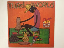 Third World – 96° In The Shade - VINYL (ILPS 9443) - Good Condition