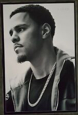 J Cole Portrait rap Music Poster 24x36