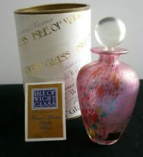 Isle Of Wight Cranberry Summer Fruits Scent Perfume Bottle Original Label Boxed