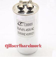 CBB65 30UF 450V Air conditioner compressor start capacitor CBB65A-1