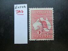 Australia Stamps: Kangaroo 1d Stamp Used - Great Item! Must Have (q1035)
