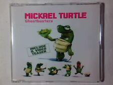 MICKAEL TURTLE Ghostbusters cd singolo RAY PARKER JR.