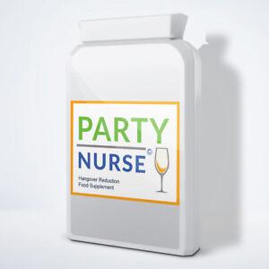 PARTY NURSE - HANGOVER PILLS