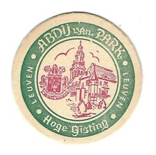 343a Brij. Breda Leuven Abdij van  Park groen-Purper