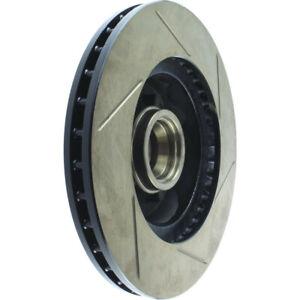 Frt Slotted Brake Rotor  Stoptech  126.62002SR