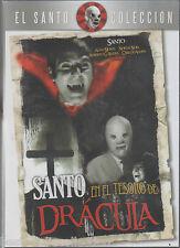 SEALED - Santo En El Tesoro De Dracula Con Aldo Monti - BRAND NEW