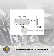 FANTIC MOTOR RC CABALLERO 50 VON 1994 BIS 1995 VORDERE BREMSBELÄGE BREMSKLÖTZE B
