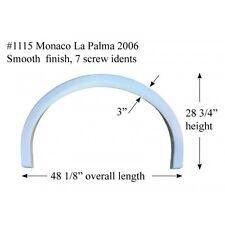 Monaco RV  Fender Skirt  FIBERGLASS  #1115 Polar **SEE DESCRIPTION**
