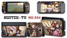 Nintendo Switch Console Joy-Con Skin Sticker Cover #554 a F01