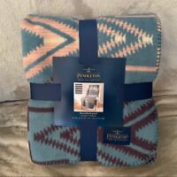 Pendleton Jacquard Throw Blanket Sunset Cross Balsam 50inx70in 008889124329 New