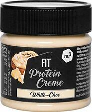 nu3 Fit Protein Crème 200g- Pâte à tartiner sans huile de palme goût Chocola