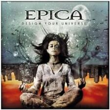 Epica - Design Your Universe (NEW CD)