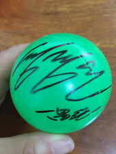 hand signed TVXQ 東方神起 Changmin MAX 昌珉  autographed concert ball limited