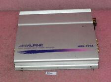 Alpine Four Channel Drive Power Car Amplifier Model MRH-F254