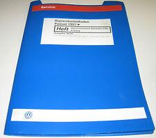 Werkstatthandbuch VW Passat B5 Typ 3B Automatisches Getriebe 4 Gang Stand 1997!