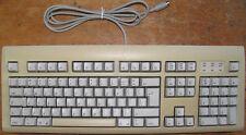 Apple Design Keyboard Grey ADB M2980 for Macintosh vintage