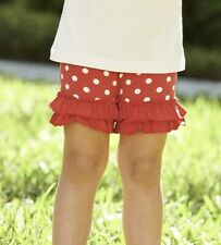 "Matilda Jane Girls ""Take Your Time� Shorties Size 8, New!"