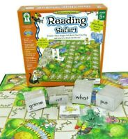 Reading Safari Game Educational Homeschool Early Leaning Ages 5 +  COMPLETE