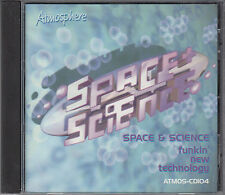 Space & Science  : Atmosphere Music Library CD FASTPOST