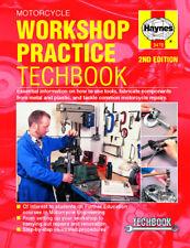 3470 Haynes Motorcycle Workshop Practice Haynes TechBook (2nd Edition) Manual