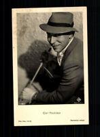 Carl Raddatz Film-Foto-Verlag 30er Jahre Postkarte Nr. A 3855/1 + P 6521