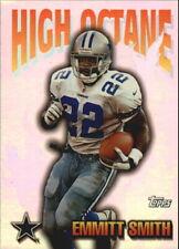 1997 Topps High Octane #HO5 Emmitt Smith - NM-MT