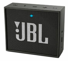 JBL Go Portable Bluetooth Speaker - Black