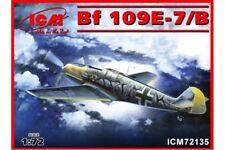 ICM 72135 1/72 Bf 109E-7/B