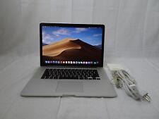 Macbook Pro 15 11,3 2013 | i7-4850HQ 2.3ghz | 16GB RAM | 256GB SSD | 864 Cycles