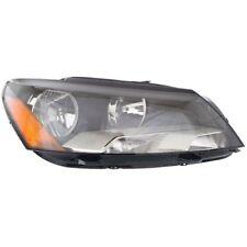 For Passat 12-15, CAPA Passenger Side Headlight, Clear Lens