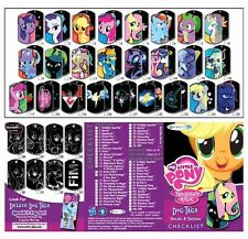 My Little Pony Series 1 Dog Tags - Choose Character